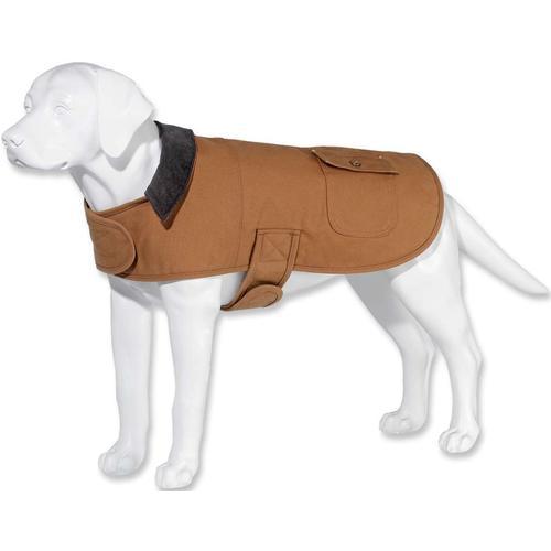 Carhartt Rain Defender Chore Coat Hundemantel, braun, Größe XL