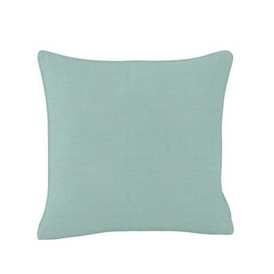 Banquette Back Pillow Canvas Navy Sunbrella - Ballard Designs