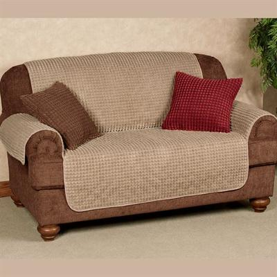 Premier Puff Furniture Protector Loveseat, Loveseat, Dark Gray - 849203008563