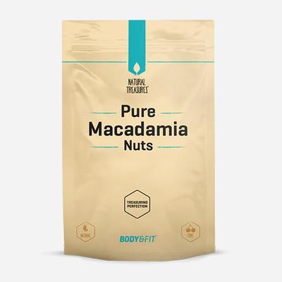 Body&Fit Noix de macadamia pures