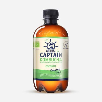 Captain Kombucha Captain Kombucha