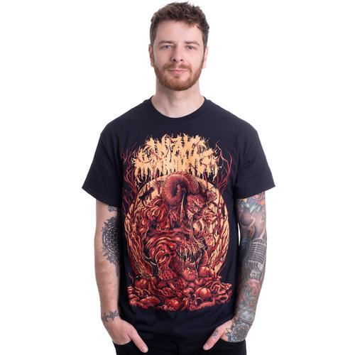 Infant Annihilator - Child Chewer - - T-Shirts