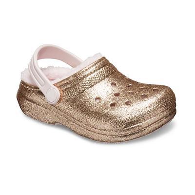Crocs Gold / Barely Pink Kids' C...