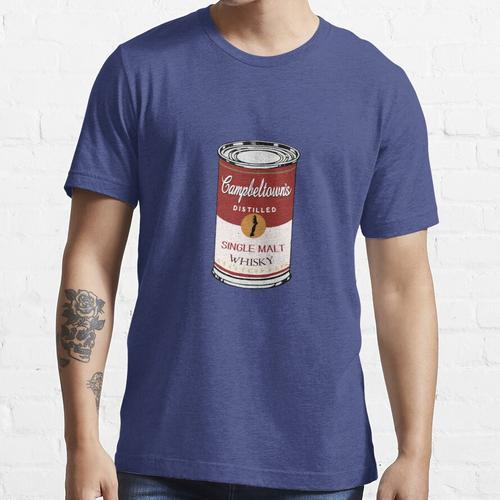 Campbeltowns Single Malt Essential T-Shirt
