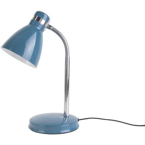Schreibtischlampe Study, blau