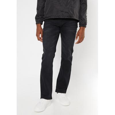 Rue21 Mens Ultra Flex Black Boot Cut Jeans - Size 30X30