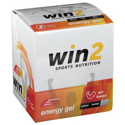 Win2 Gel Énergétique Fraise - Kiwi g sachet(s)