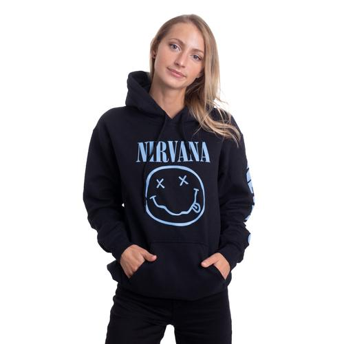 Nirvana - Nevermind Smile - Hoodies