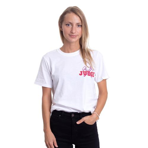 Judge - Brotherhood White - - T-Shirts