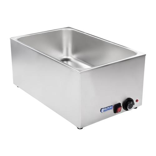 Royal Catering Bain Marie - GN 1/1 - ohne Behälter RCBM-1/1-150