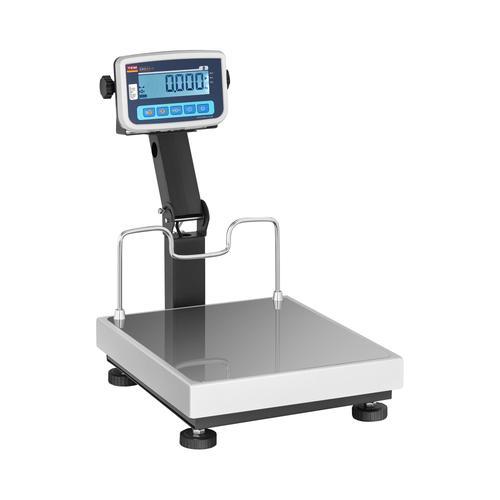 TEM Plattformwaage - geeicht - 30 kg / 10 g BEKO+LCD035x04030-B1