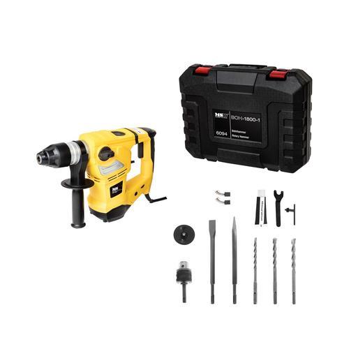 MSW Bohrhammer - 1.800 W - 900 U/min - 4.000 S/min BOH-1800-1