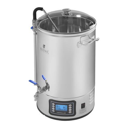 Royal Catering Braukessel - 30 Liter - 2.500 Watt RCBM-40N