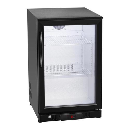 Royal Catering Getränkekühlschrank - 108 L - Aluminium innen RCGK-108C