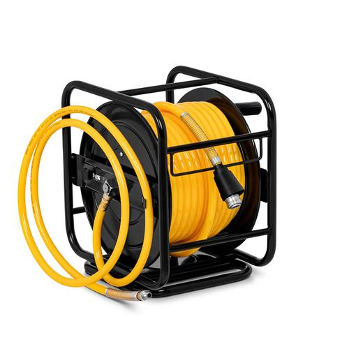 MSW Druckluft-Schlauchtrommel - 30 m - 18 bar PRO-A 30