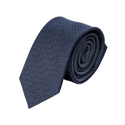 Babista Krawatte, aus reiner Seide blau Herren Krawatte Breite Krawatten Fliegen Accessoires