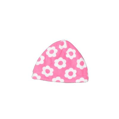 Hanna Andersson Beanie Hat: Pink Polka Dots Accessories - Size Small
