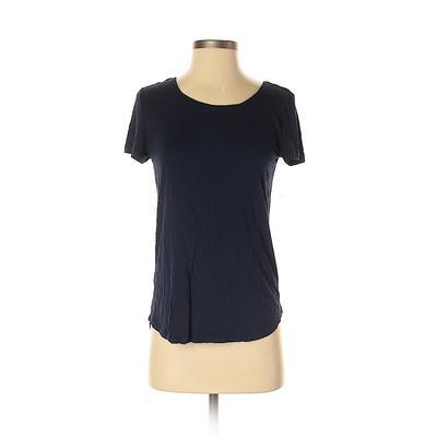 Gap Short Sleeve T-Shirt: Blue S...