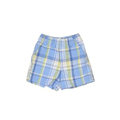 Sprockets Shorts: Blue Bottoms - Size 6-9 Month