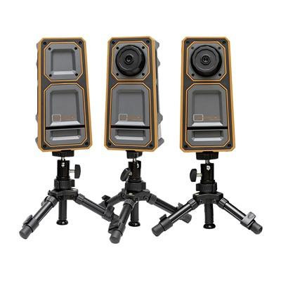 Longshot Target Cameras Lr-3 2 Mile Target Camera - Lr-3 Camera, 1 Extra Camera & 2 Bulletproof Warr