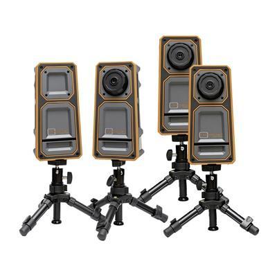 Longshot Target Cameras - Longshot Target Cameras Lr-3 2 Mile Target Camera - Lr-3 Camera + 2 Extra Cameras + 3 Bulletproof Wa