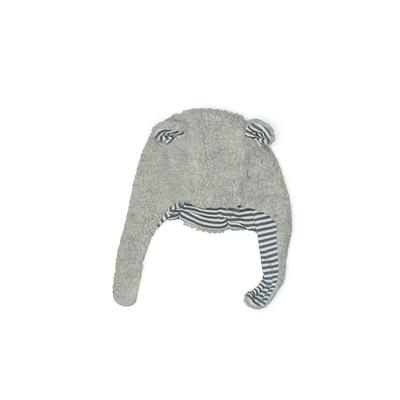 Winter Hat: Gray Solid Accessories