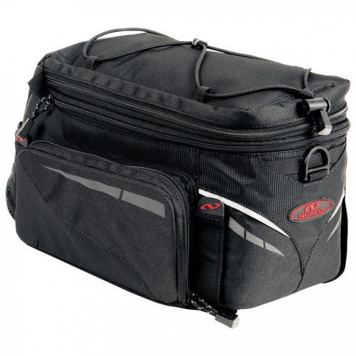 Norco Bags - Canmore Gepäckträgertasche - Gepäckträgertasche Gr 10,5 l schwarz/grau