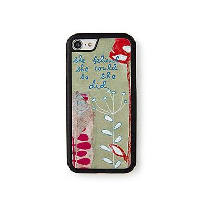 She Believed She Could Phone Case