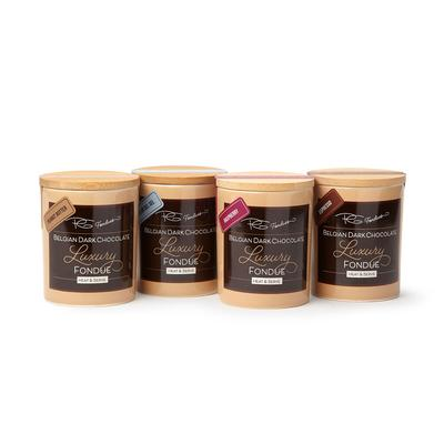 Decadent Chocolate Fondue
