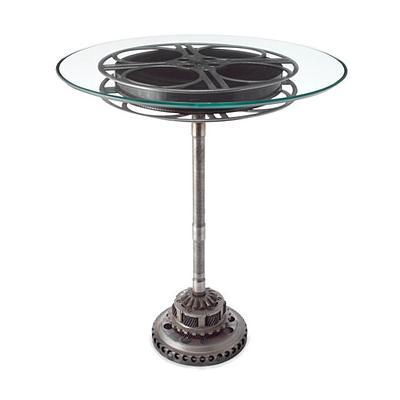 Film Reel Table