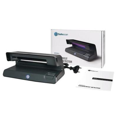 détecteur de faux billets s50 206x102x88mm noir