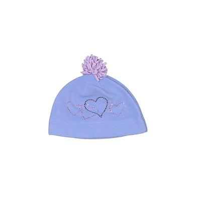 Old Navy Beanie Hat: Blue Solid ...