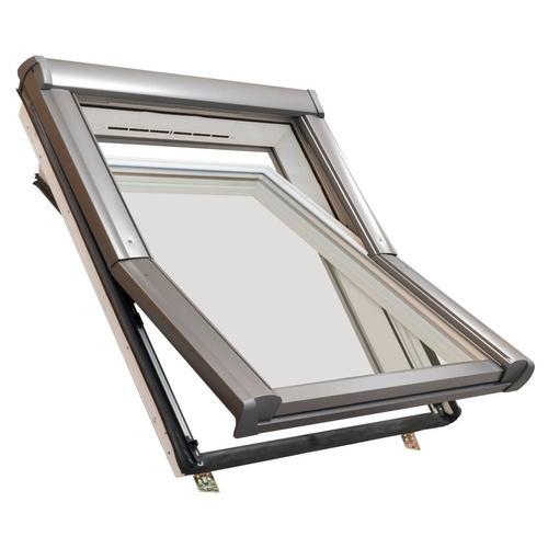 Dachdecker-Favorit Roto Kunststoff Dachfenster mit Schallschutz-Verglasung