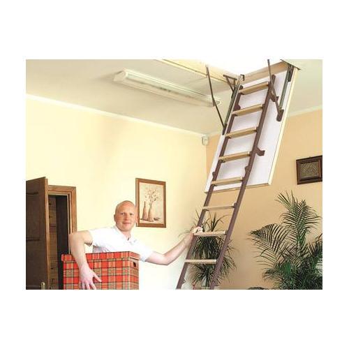 Radex Dachbodentreppe - Stahllux
