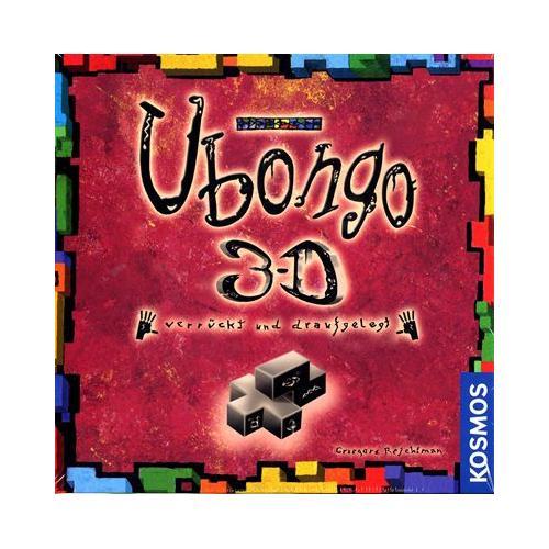Kosmos Ubongo 3-D, Gesellschaftsspiel