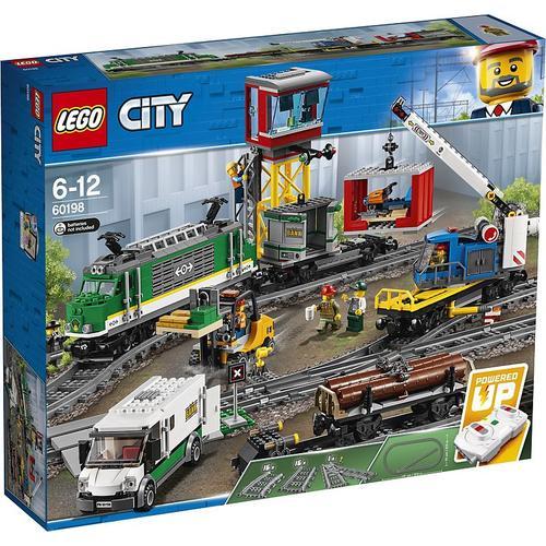 LEGO City, Güterzug (60198, City), Eisenbahn