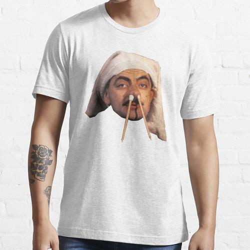 Blackadder - Wibble - Blackadder wird Vierter Essential T-Shirt