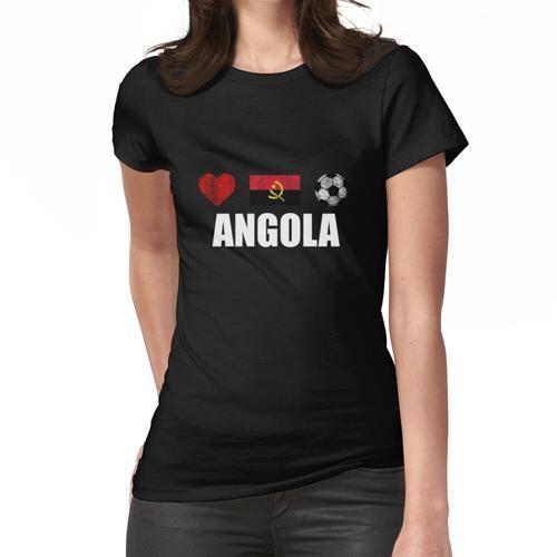 Angola Fußballtrikot - Angola Fußballtrikot Frauen T-Shirt