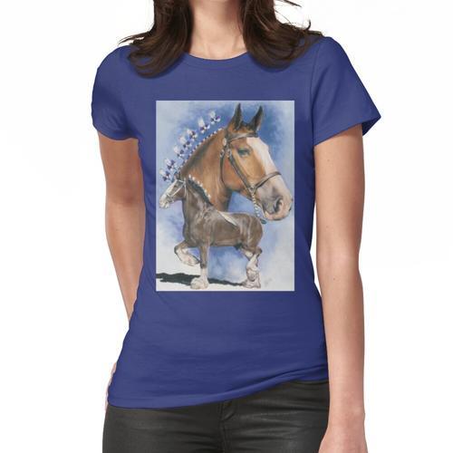 Clydesdale Frauen T-Shirt