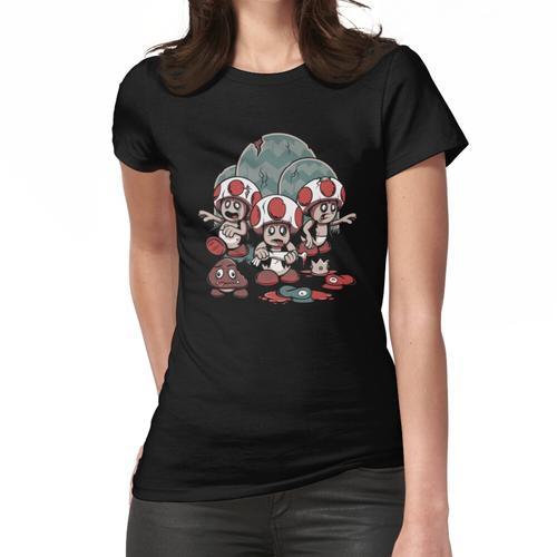 Tragische Pilze Frauen T-Shirt
