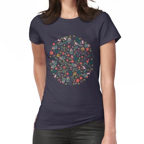 Im Garten herumfliegen Frauen T-Shirt