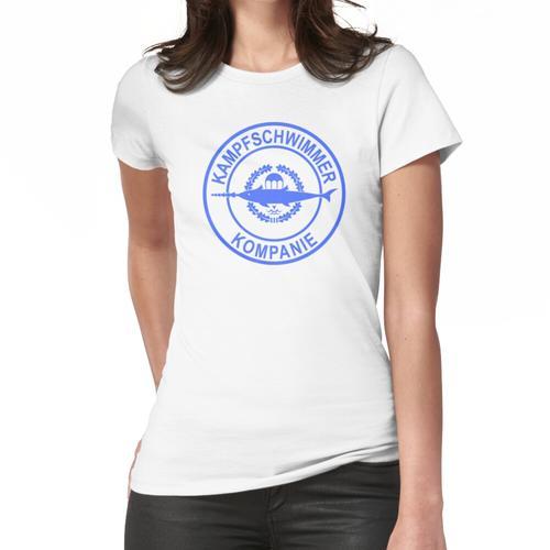 Kampfschwimmer Kampfschwimmer Frauen T-Shirt