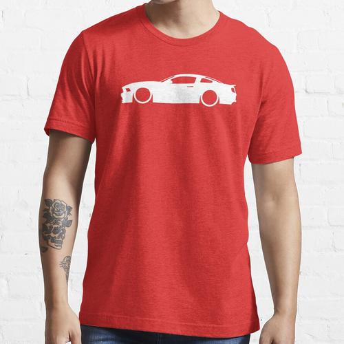 abgesenktes Auto - 2010-2014 5. Gen GT Essential T-Shirt