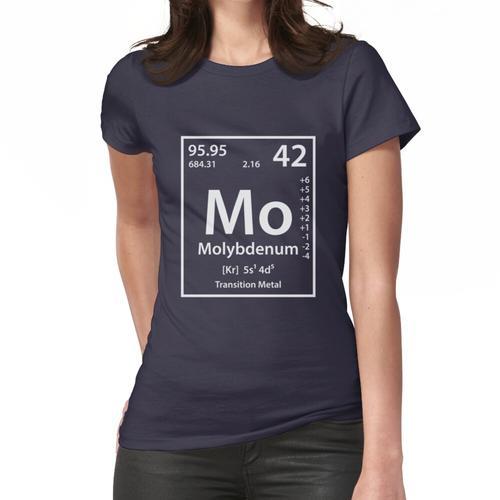 Molybdän-Element Frauen T-Shirt