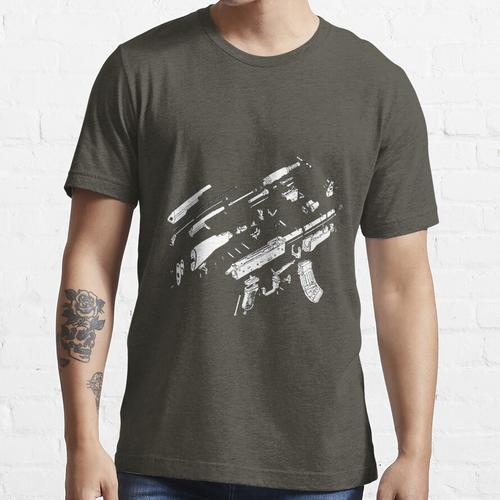 AK Explosionszeichnung Essential T-Shirt