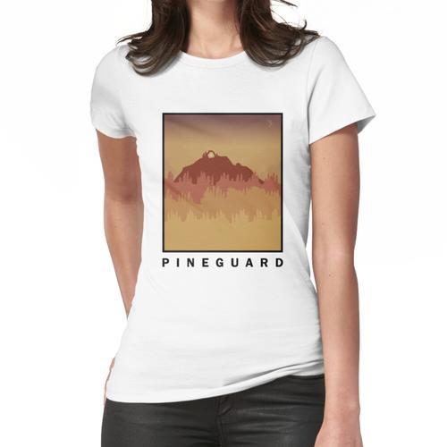TAZ: Kiefernschutz Frauen T-Shirt