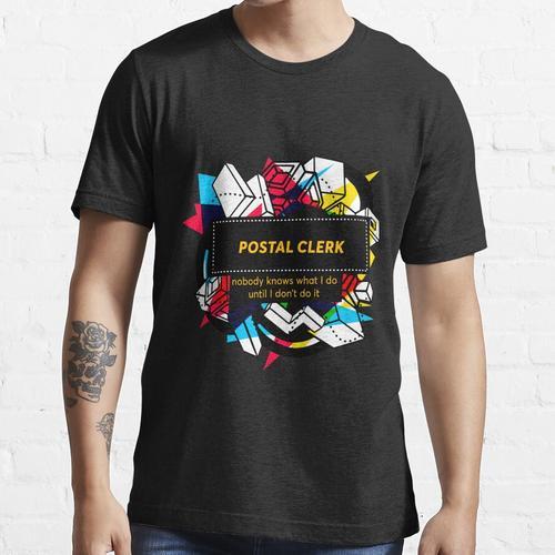 POSTBEAMTEN Essential T-Shirt