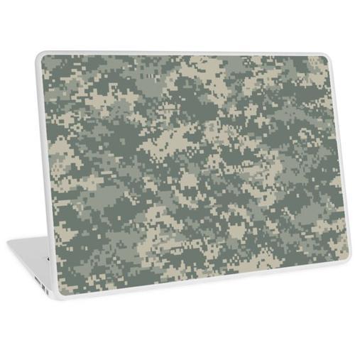 Armee ACU Tarnung Laptop Skin