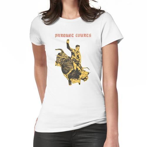 Parketthöfe leuchten Gold Frauen T-Shirt