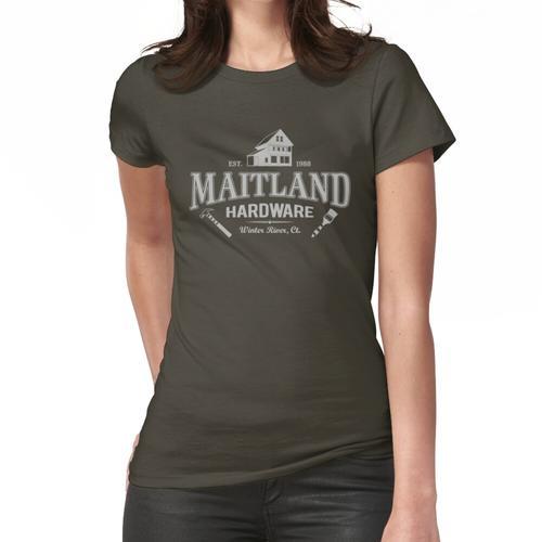 Baumarkt: Gleicher Name Frauen T-Shirt